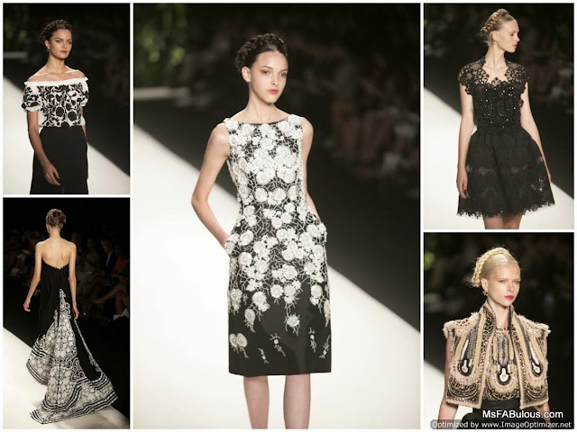 naeem khan black and white