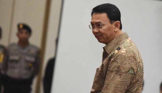 Ahok Kembali Aktif Jadi Gubernur, PKS: Ini Pelecehan Hukum