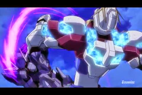 Watch GUNDAM BUILD FIGHTERS TRY-Episode 19: Fateful Reunion (ENGlish sub)