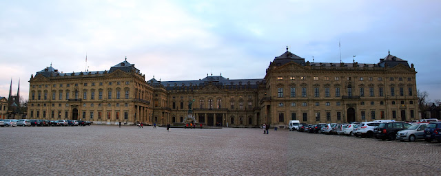 The Residence at Würzburg, Germany, UNESCO World Heritage