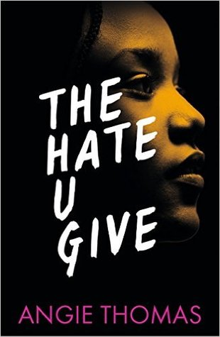 The Hate U Give by Angie Thomas UK Cover
