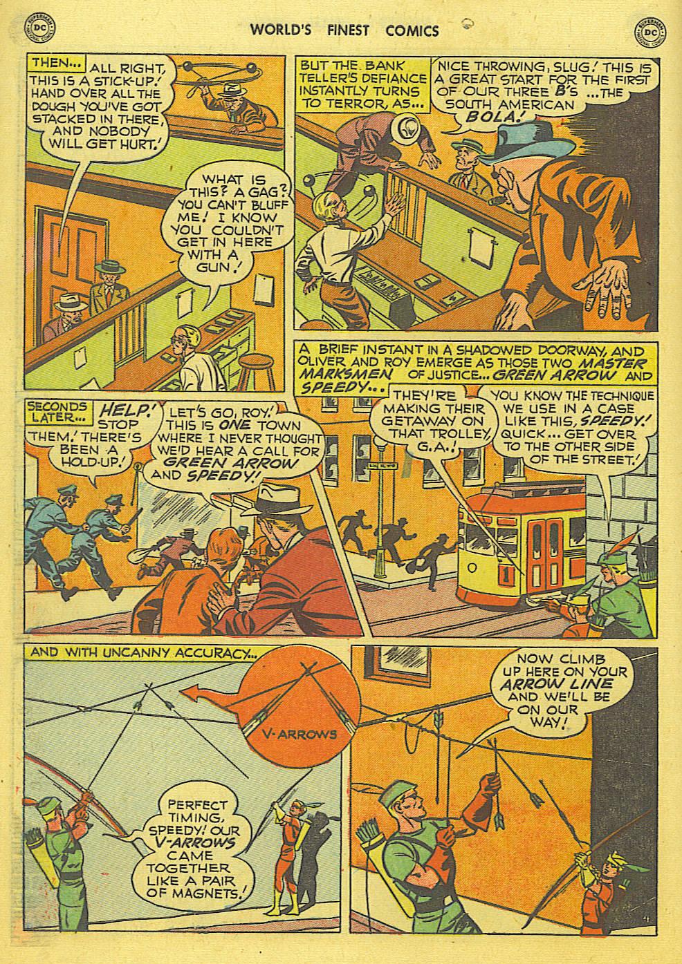 Read online World's Finest Comics comic -  Issue #49 - 21