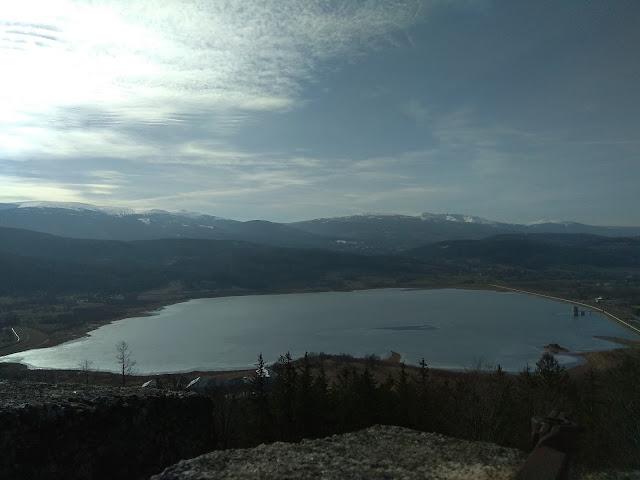 widoki z zamku księcia henryka
