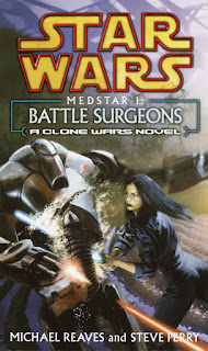 The MedStar duology written by Micahel Reaves and Steve Perry is one of my favorite Star Wars Prequel Era tales.  It's like M*A*S*H meets Star Wars!  ^_^