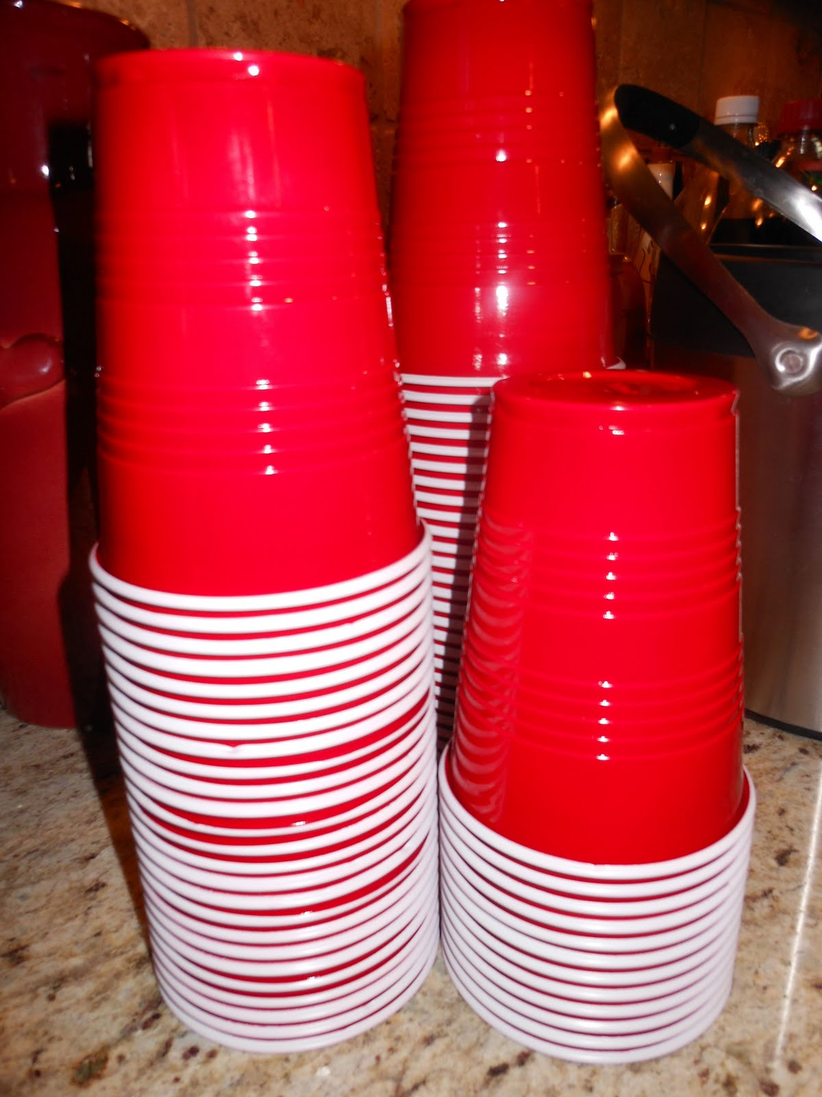 Solo: Adventures Of A Middle-Aged Drama Queen: Red Solo Cup