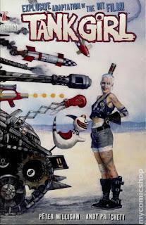 Tank Girl (1995) สาวเพี้ยนเกรียนกู้โลก [ซับไทย]
