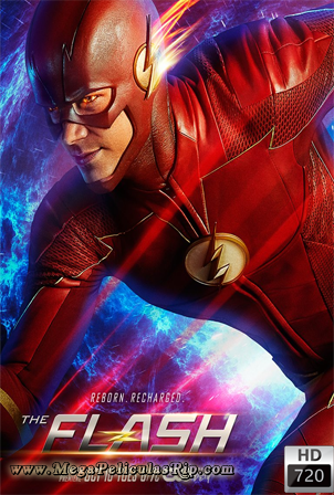The Flash Temporada 4 [720p] [Latino-Ingles] [MEGA]