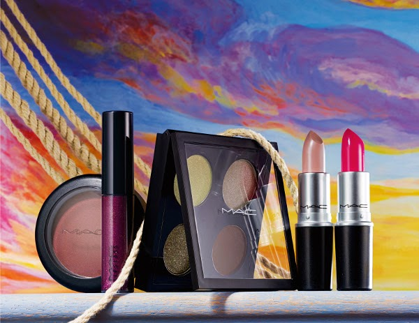 MAC A Novel Romance fall 2014 beauty collection
