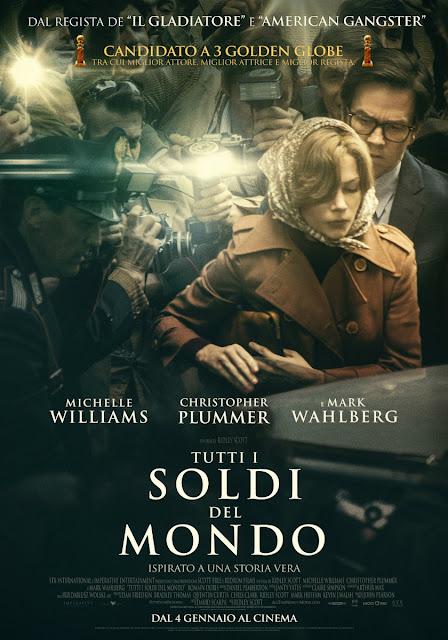 Tutti I Soldi Del Mondo Ridley Scott