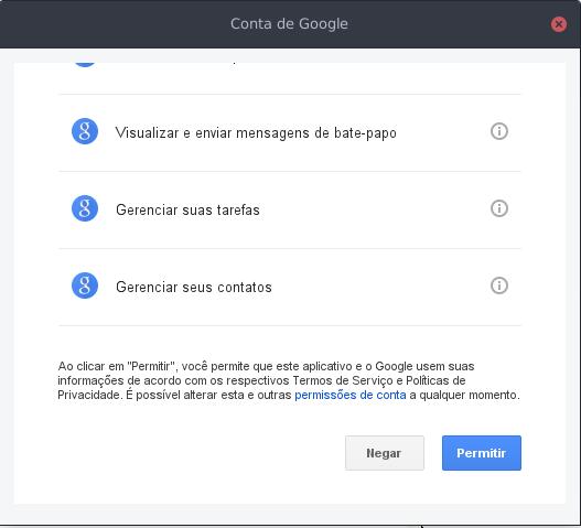 Linux dicas e suporte: Google Drive no XFCE, Debian e Ubuntu