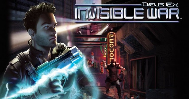 Deus Ex Invisible War Game - Games Free FUll version Download