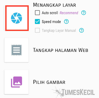 cara screenshoot panjang
