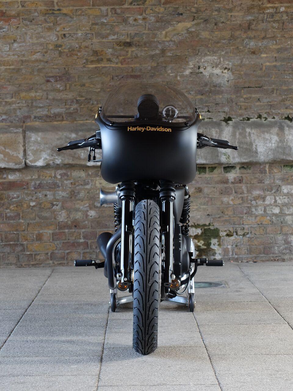 Racing Cafè: Harley Sportster