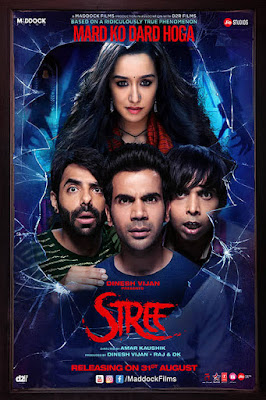 Stree 2018 Bollywood Movie Quiz challenge The Brain !