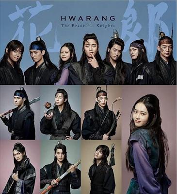 """Sinopsis Drama Korea Terbaru : """"Hwarang"""" (2016)"""