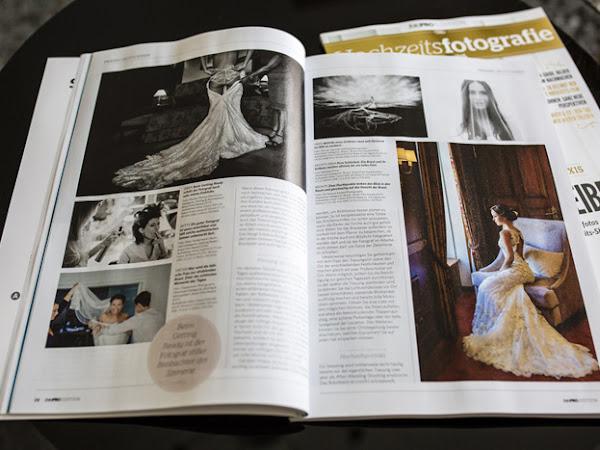 Publikation im Magazin für Fotografen von fotoPRO EDITION