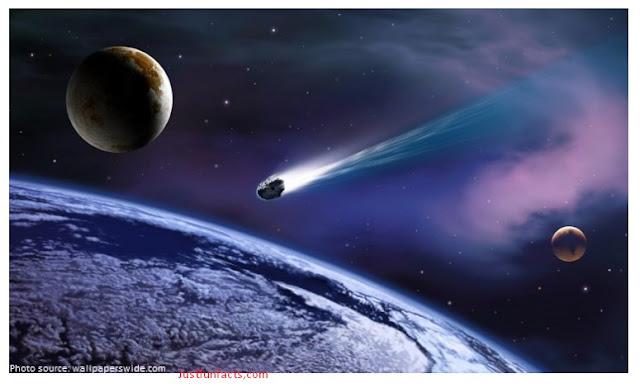 Fakta menarik tentang komet