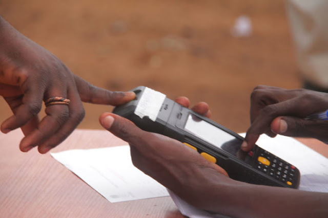 Card readers will shut down – INEC