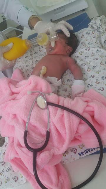 CRIANÇA MORRE POR PASSAR DA HORA DE NASCER E FAMÍLIA ACUSA HOSPITAL DE JAGUARARI PELA MORTE