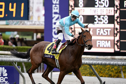 Breeders Cup - Once Again Lame