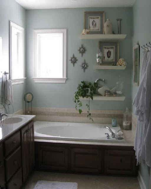 Bathroom Decorating Ideas: ALL NEW SMALL BATHROOM IDEAS ON PINTEREST