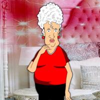 Games2Rule - Grandma Winter Holiday Escape