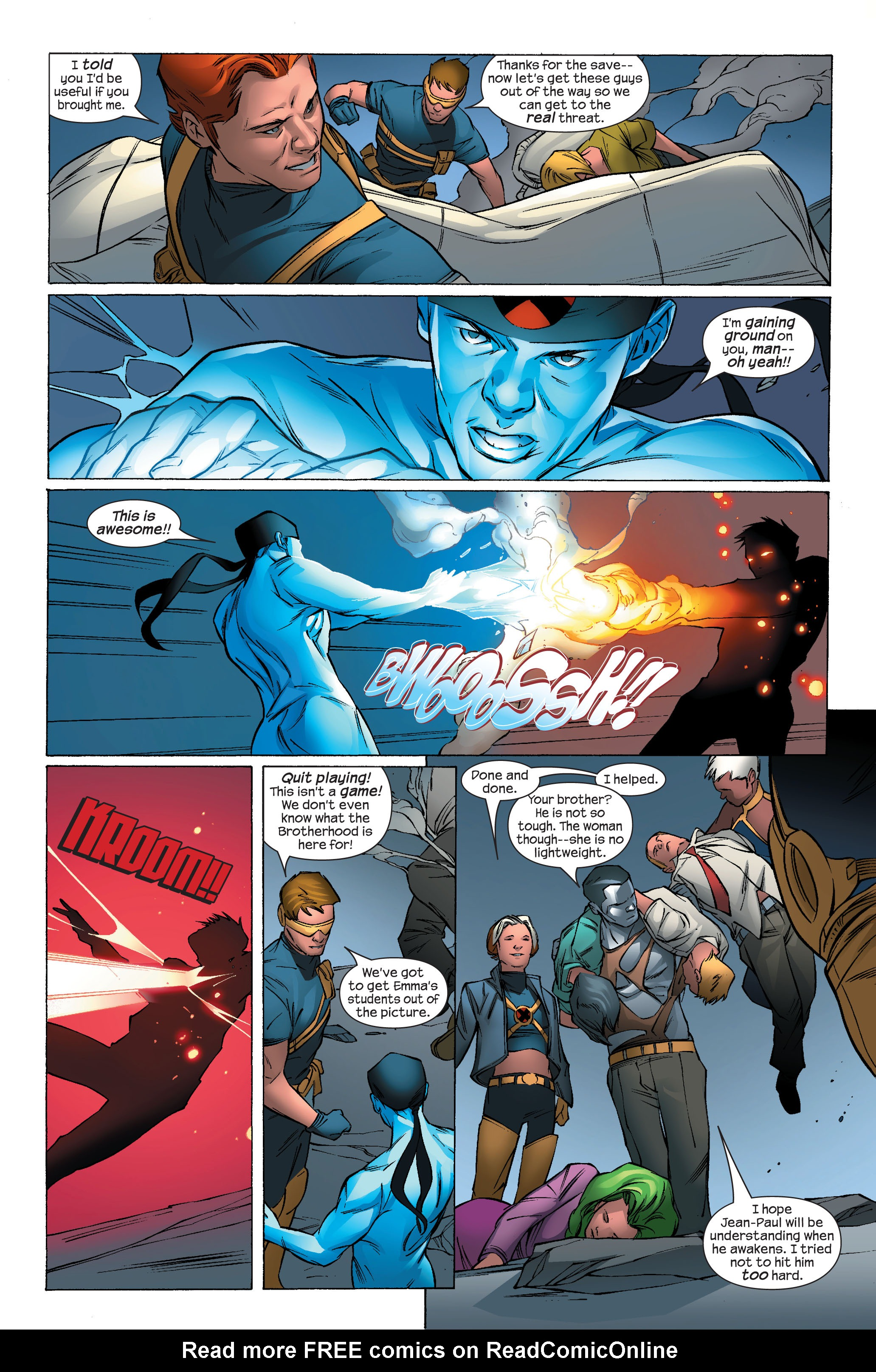 Read online Ultimate X-Men comic -  Issue #70 - 15