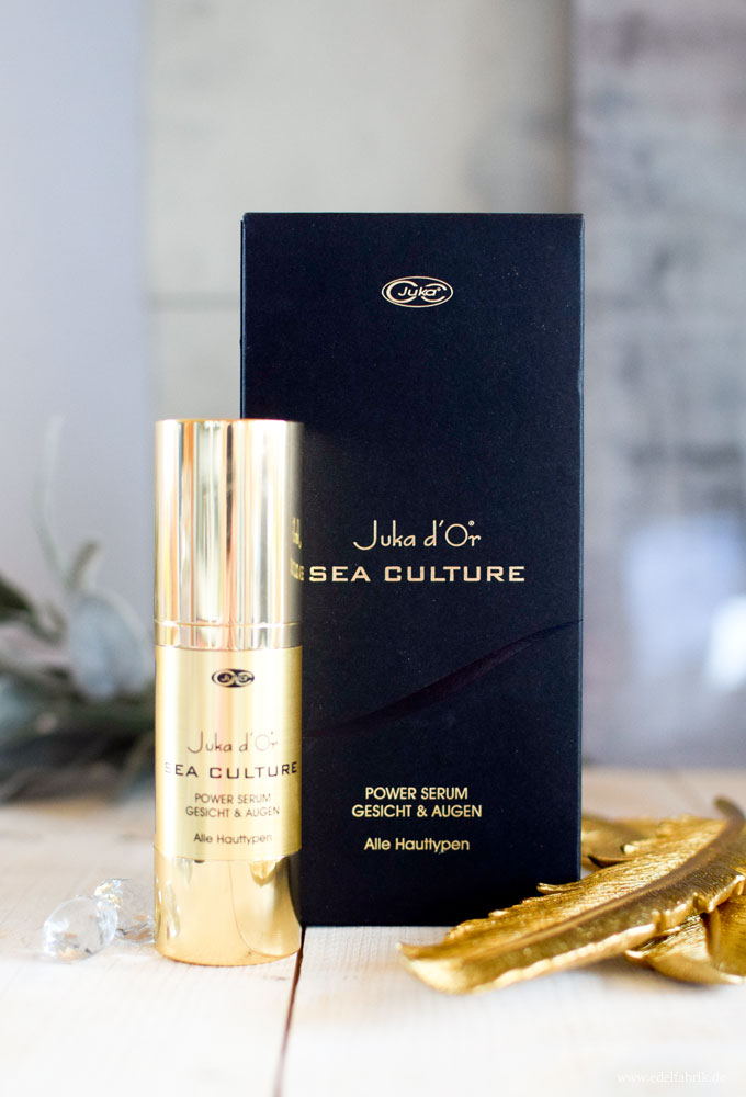 Juka d'Or Sea Culture Power Serum, Review