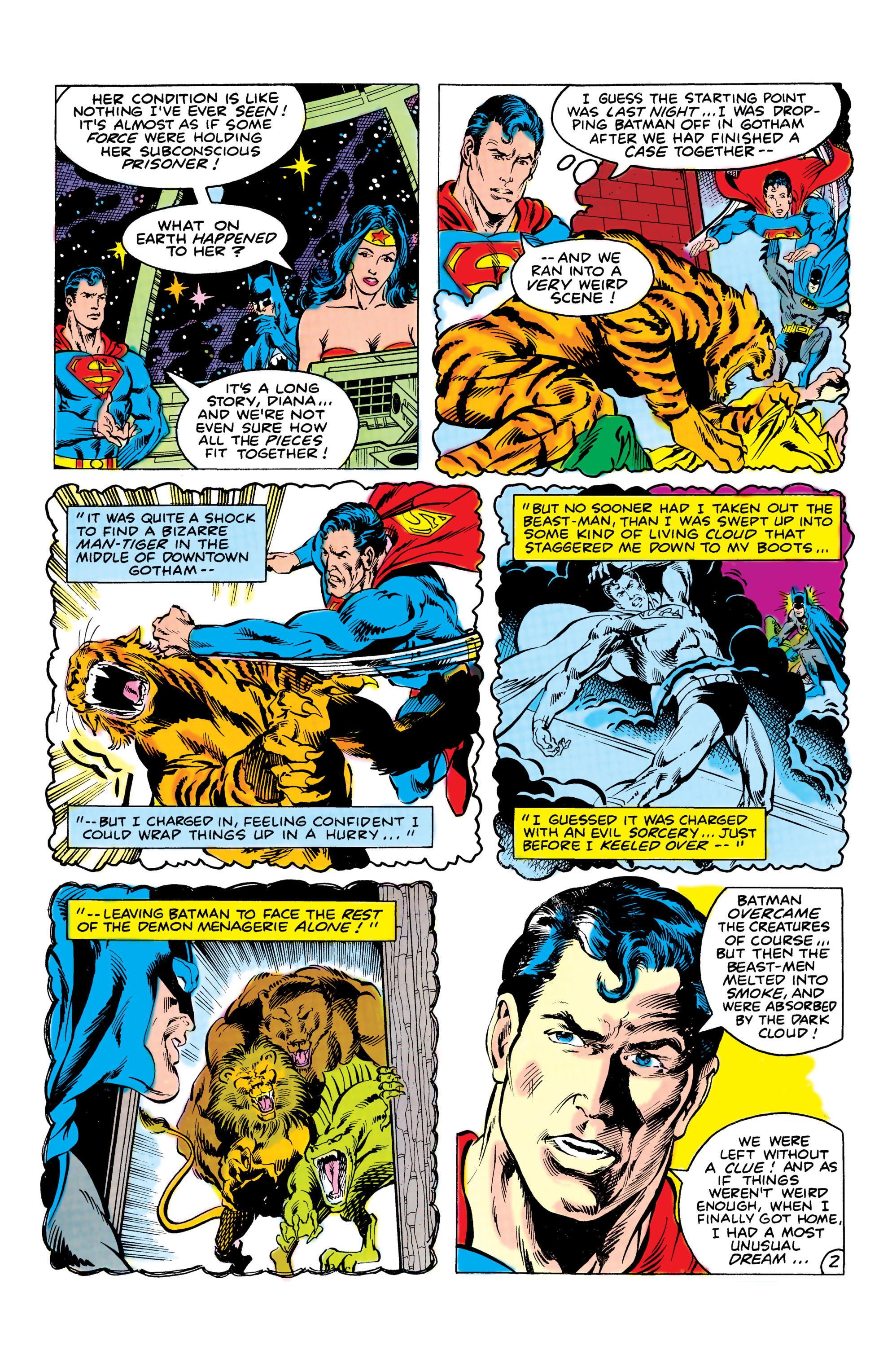 Read online World's Finest Comics comic -  Issue #286 - 3