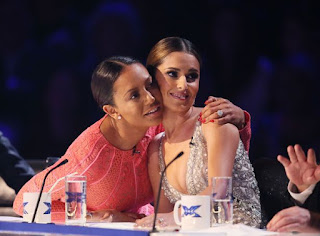 The-X-Factor-judges-are-seen-at-the-live-X-Factor-show-in-London