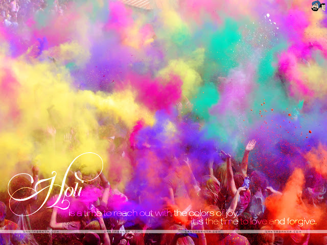 Happy Holi 2018 Wishes, Quotes, Message, Images, Whatsapp FB Status