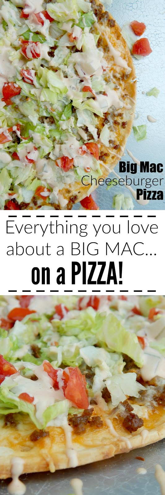 big mac cheeseburger pizza (sweetandsavoryfood.com)