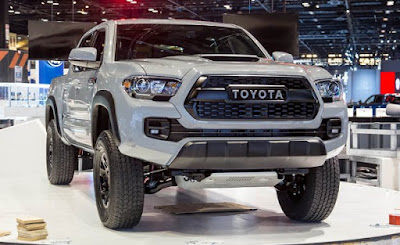 Bán tải Toyota Tacoma TRD Pro 2017 giá 41.700 USD