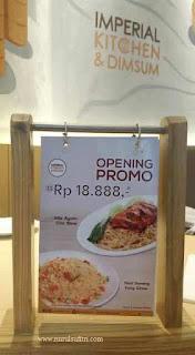 makan enak opening promo nasi goreng yang chow dan mie ayam cha siew barbeque di mall pesona square depok nurul sufitri blogger