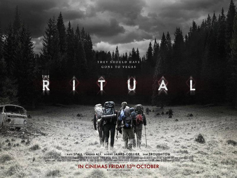 the ritual uk poster