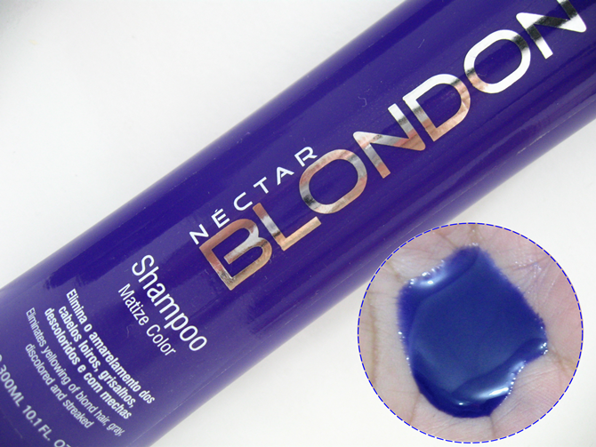 Desamarelador Néctar Blondon