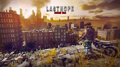 Last Hope Sniper Zombie War Mod Apk
