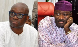 Politics: People waiting to stone you – Fayose's aide dares Fayemi walk to Ekiti streets without security