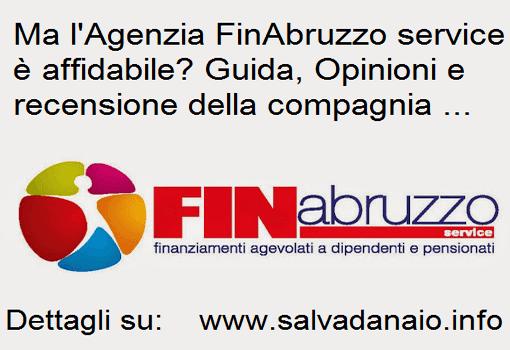 Agenzia FinAbruzzo service è affidabile? Opinioni e recensione