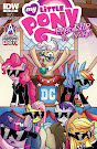 My Little Pony Friendship is Magic #30 Comic Cover Awesome Con Variant