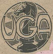 Emblema de la Unión Graciense de Ajedrez
