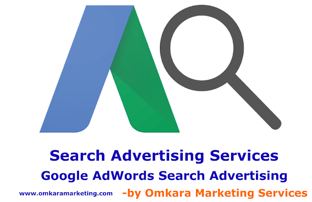 Search Advertising Services, Google AdWords Management Services, SEM-By Omkara Marketing Services