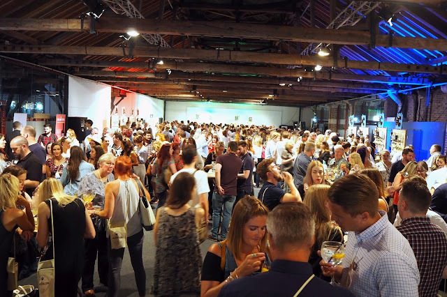 Crowd at Gin Festival