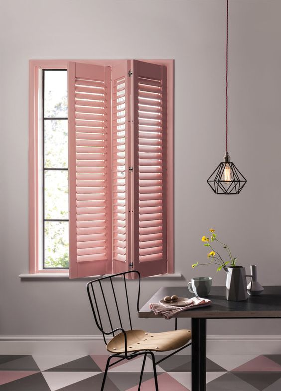 Decora tu hogar en color rosa