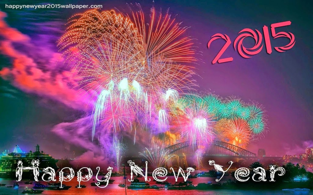 New Year 2017 Fireworks Wallpaper Images Photos