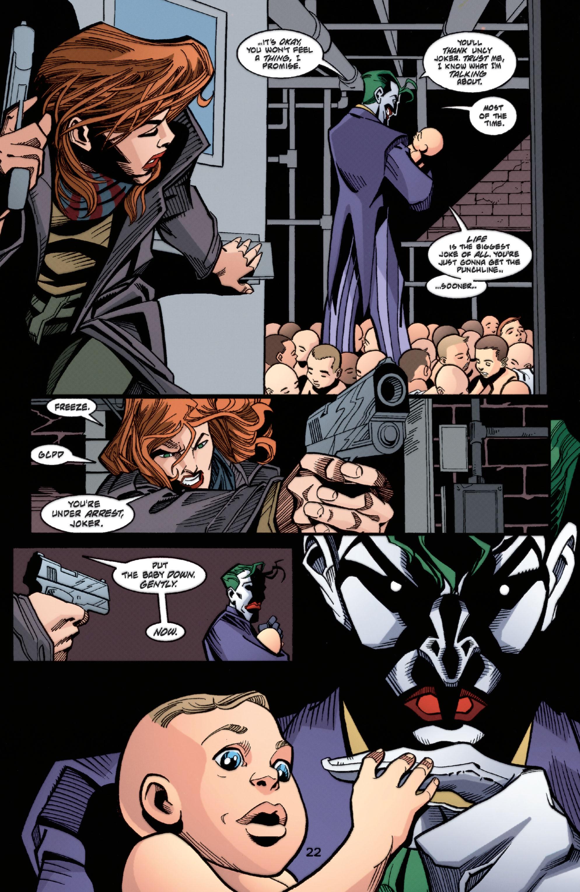Detective Comics (1937) 741 Page 22