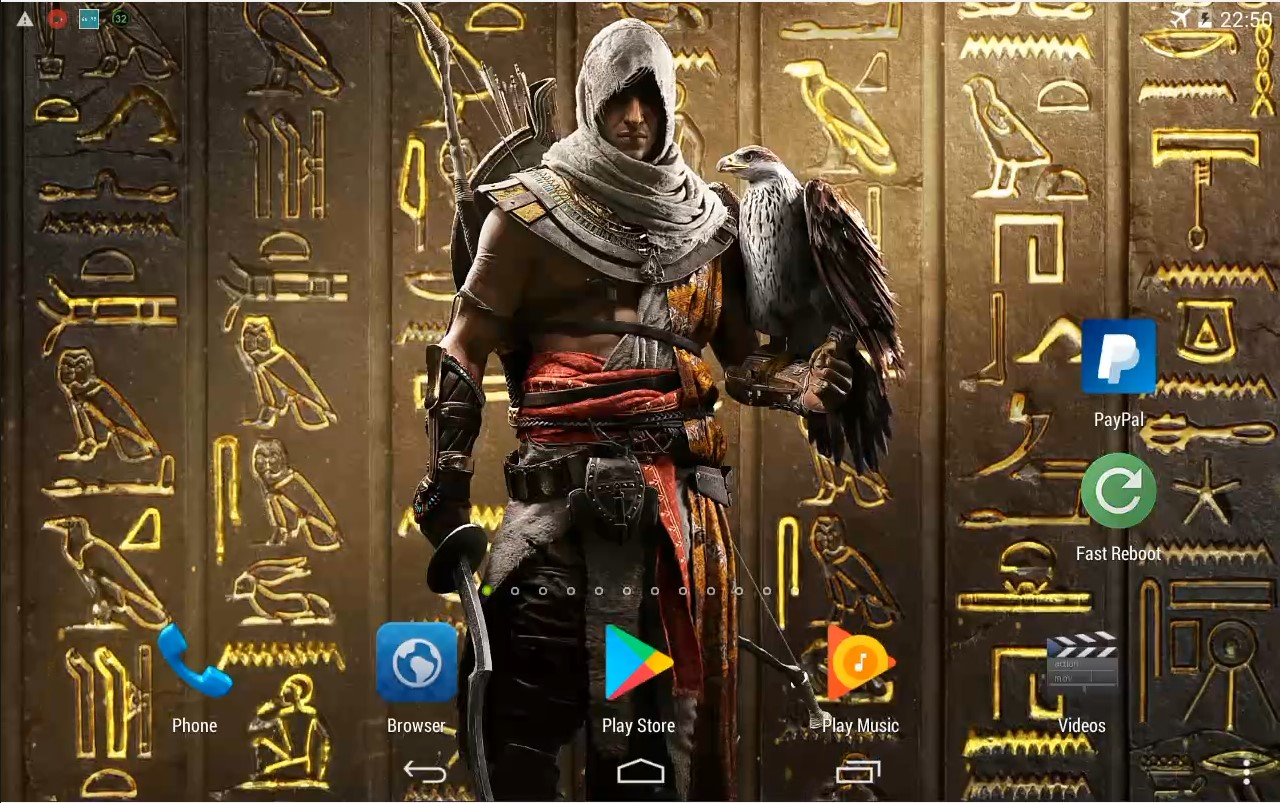 Assassins Creed Origin Live Wallpaper For Android And Ios Free