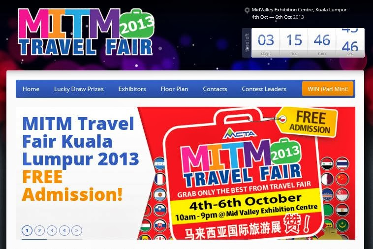 Mitm Travel Fair