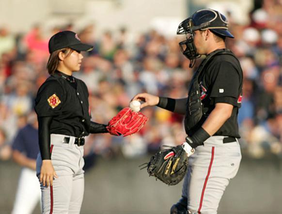 Ante la noticia del debut de la primera mujer umpire en la Liga Mexicana de  Béisbol 3ea3abd8986