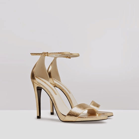 Selección Zapatos Zara para Novias.